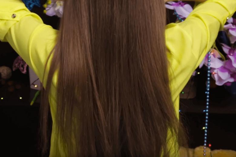 Отрастить волосы длинные в домашних условиях