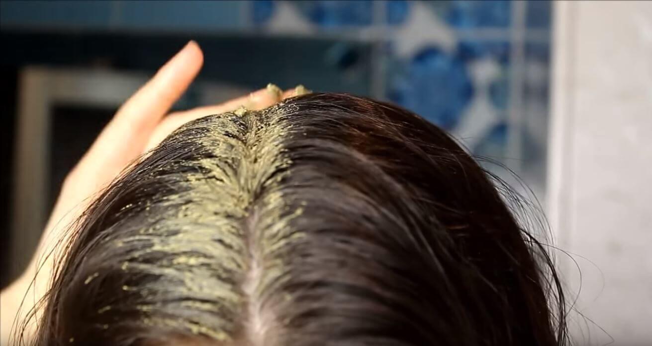 Корни волос жирные после мытья