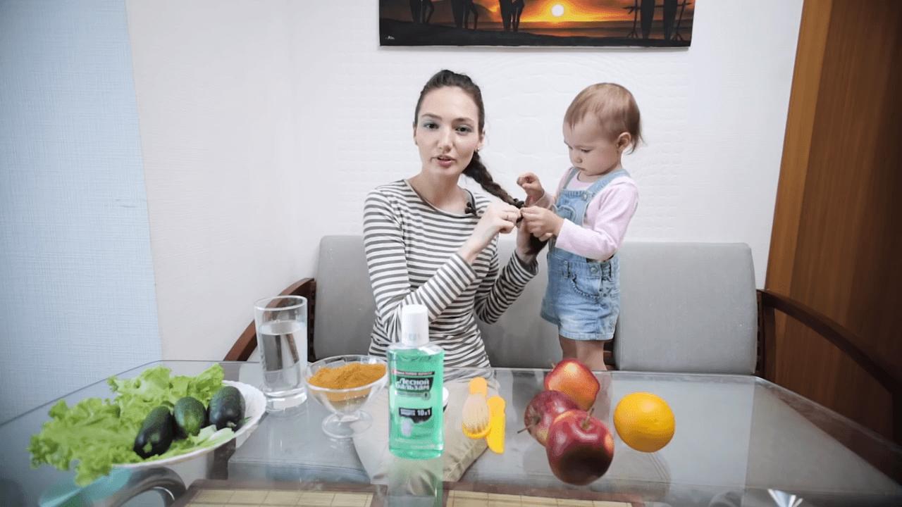 волосы после родов