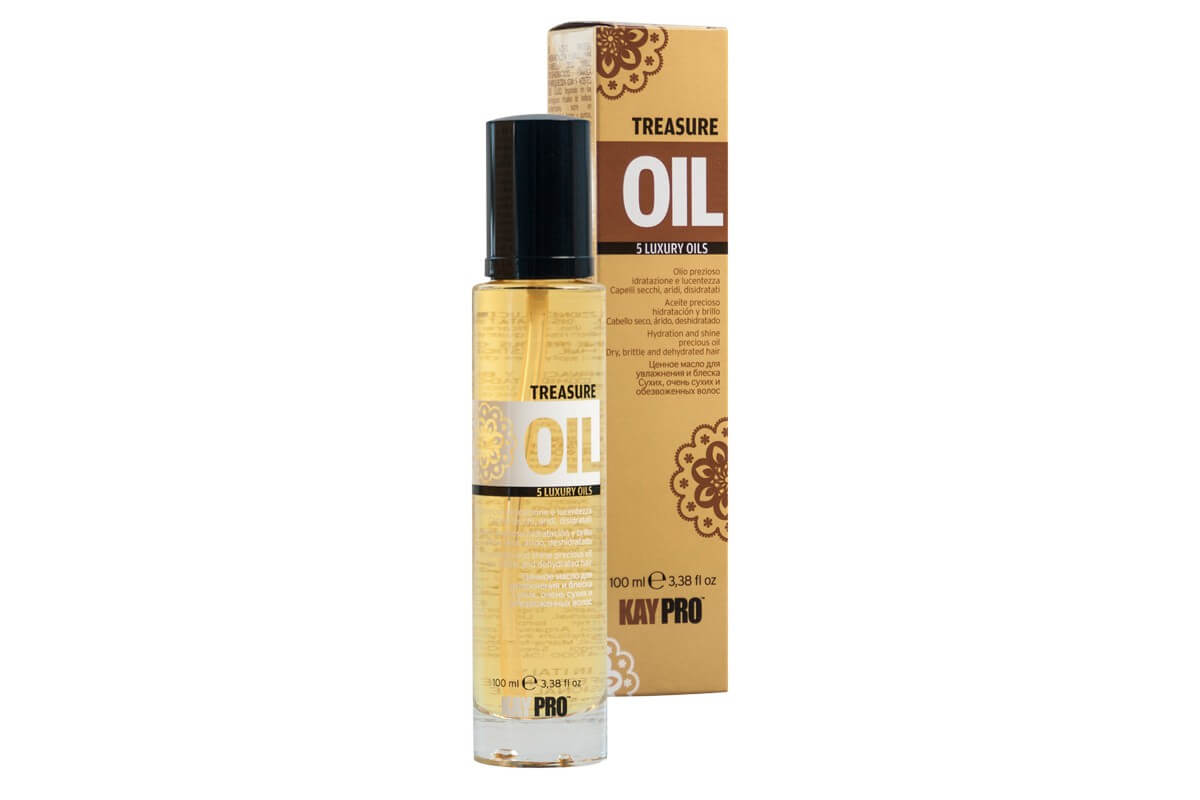 TREASURE OIL 5 LUXURY OILS от KAYPRO